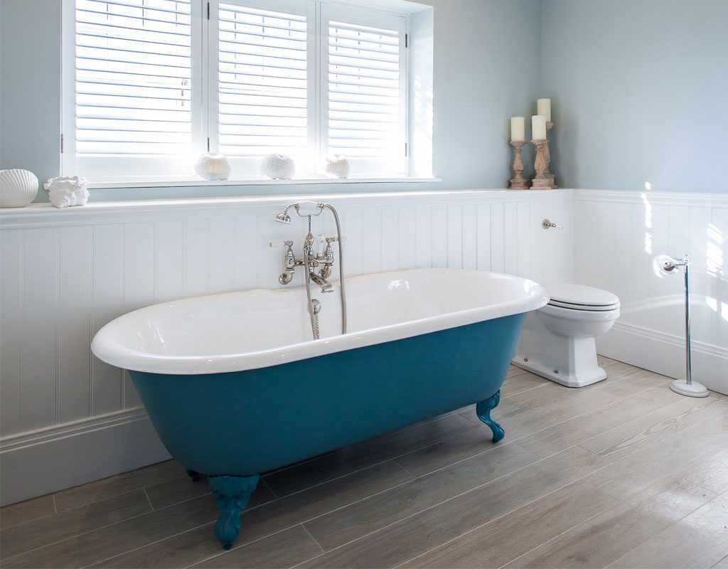 Freestanding baths in Sydney address potential bath problems