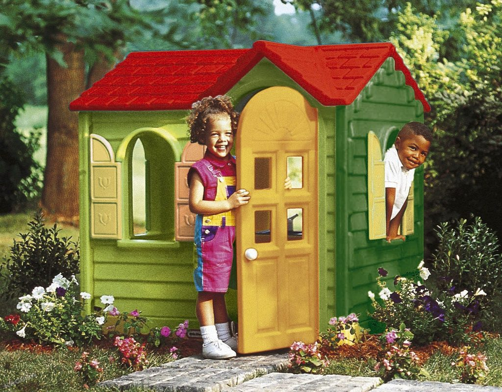 Why would your kids love cubby houses?