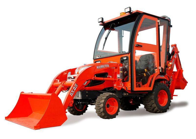 Brief Overview of the Types and Benefits of New Kubota Tractors