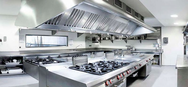 8 Ways To Make Maximise the Output Of Your Commercial Kitchen!