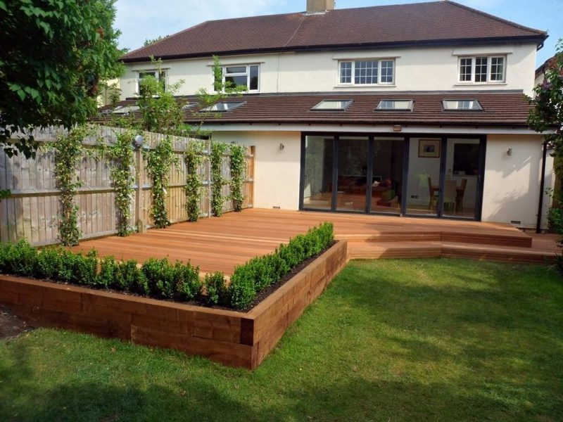 Types of decking in Liverpool