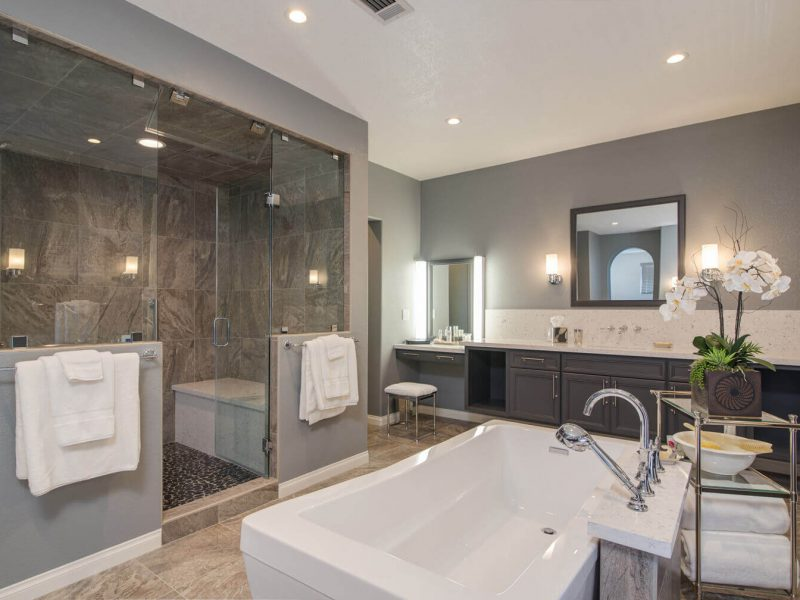 Bath Tub or Shower: the better option
