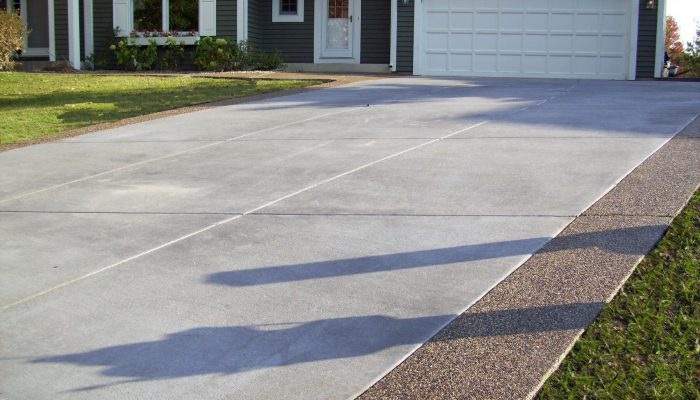 6 reasons why concrete driveways are a great option