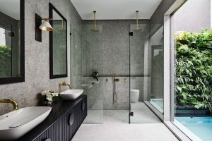 We transform your bathroom into tranquil
