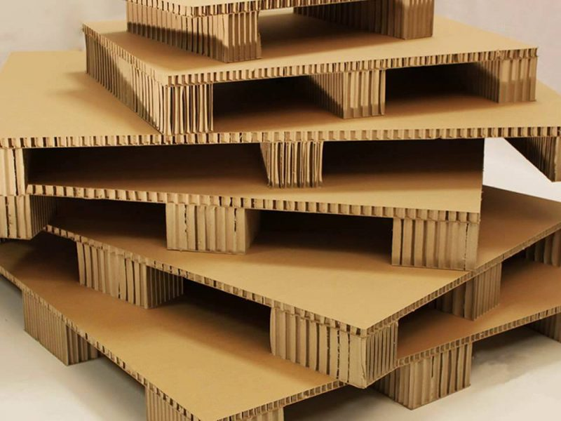 Cardboard Pallets And The Point Of Sale Display Boxes