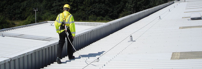 Roof Fall Protection: The Benefits of Roof Safety Harness.