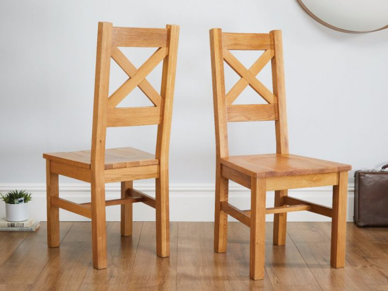 Advantages of timber chairs