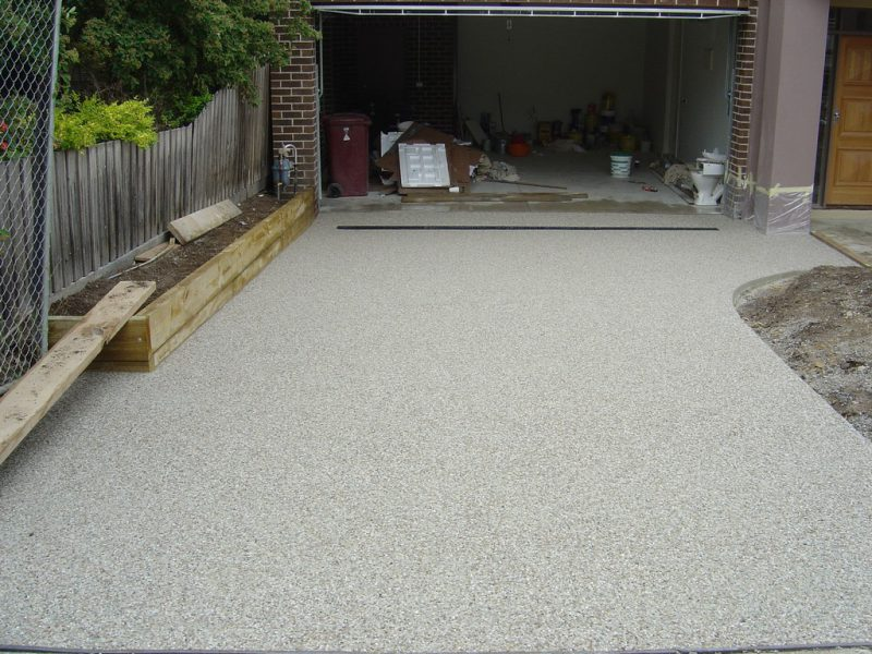 Merits of Exposed Aggregate Driveway in Sydney