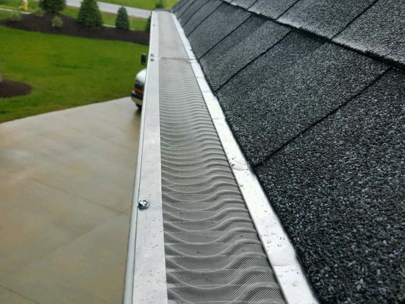 Gutter Guards For Easy Protection Of Gutters.