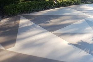 Transform Your Driveway With Coloured Concrete.