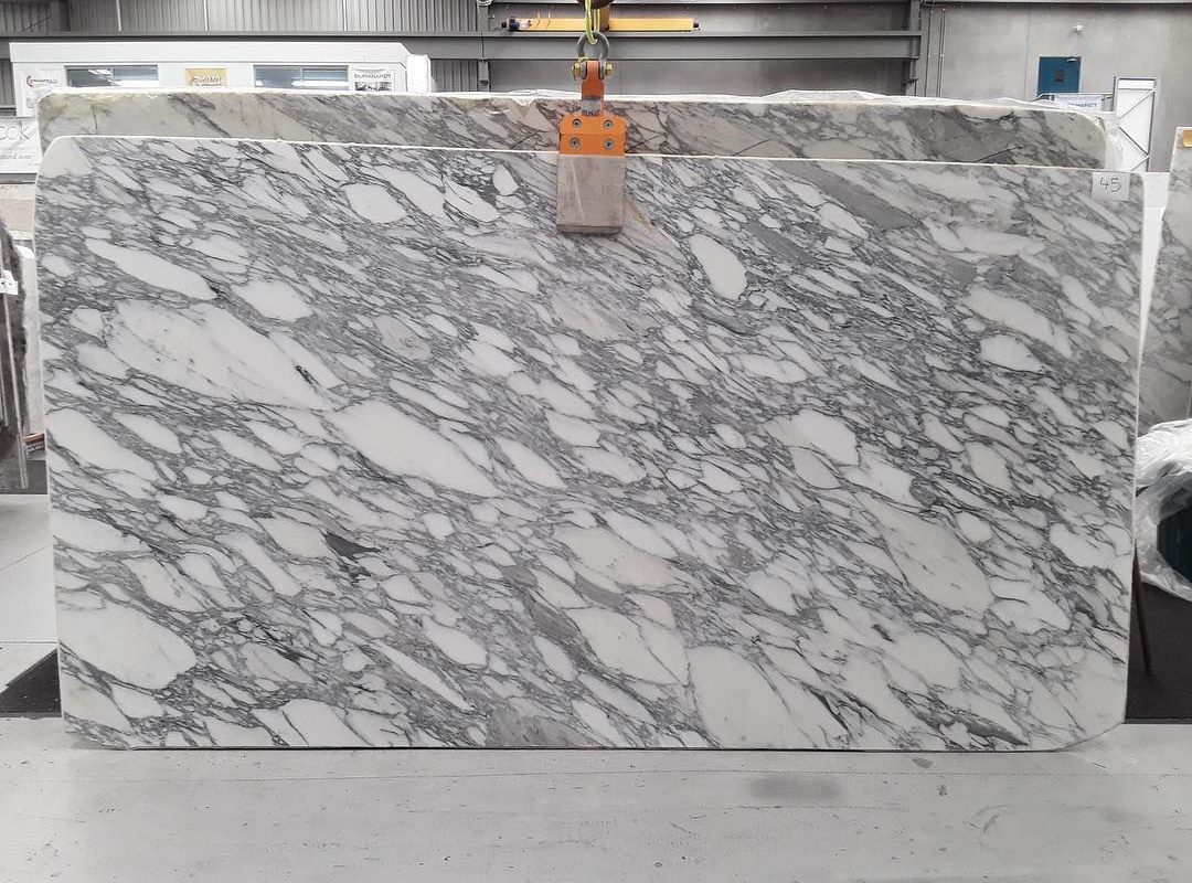 The Various Uses Of Marble Slabs