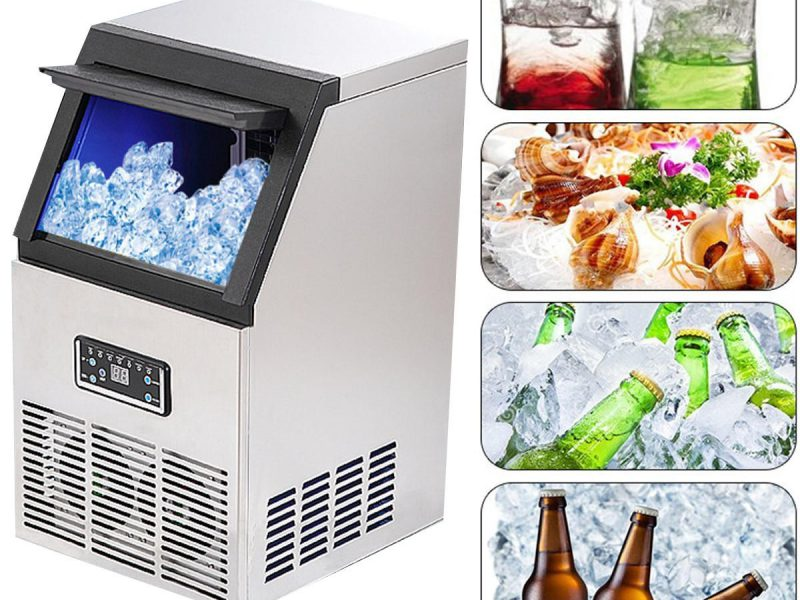 Few Common Doubts People Have Before Purchasing A Commercial Ice Machine