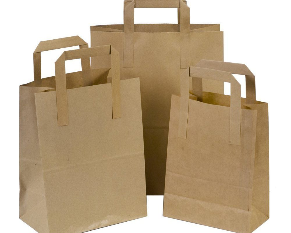 Paper Bags – Definitely A Cleaner And Eco-Friendly Alternative