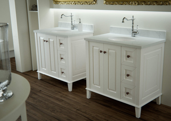 Remodel Your Bathroom With Bathroom Vanities