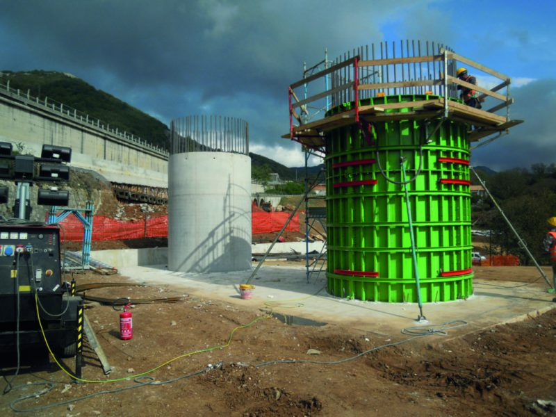 Ultimate Guide Of  the Concrete column formwork
