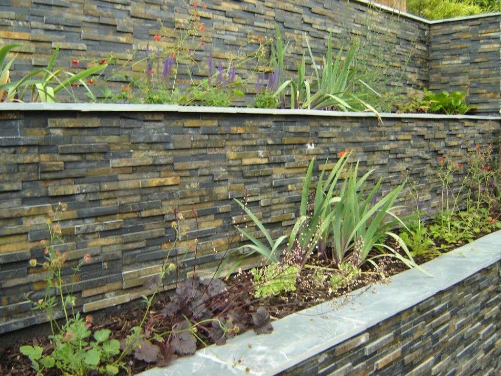 garden wall capping