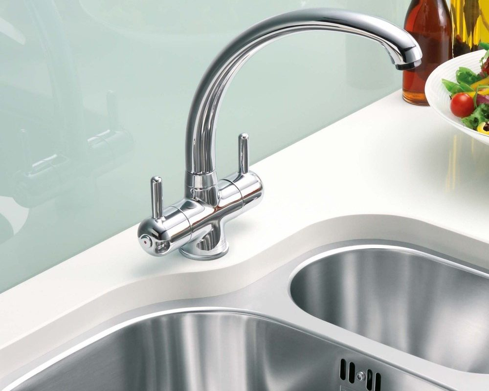 Learn The Different Types Of Kitchen Sink Mixer