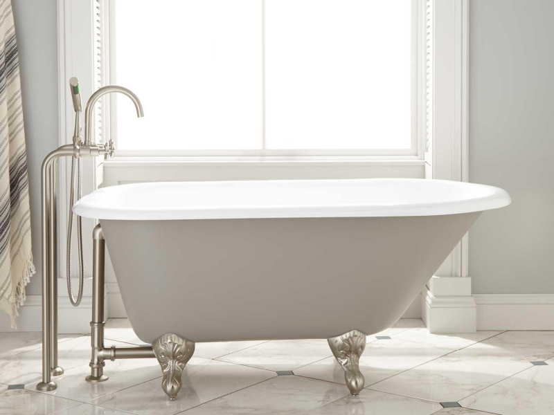 Give Your Interior An Individual Luxury Look By Installing Freestanding Bath