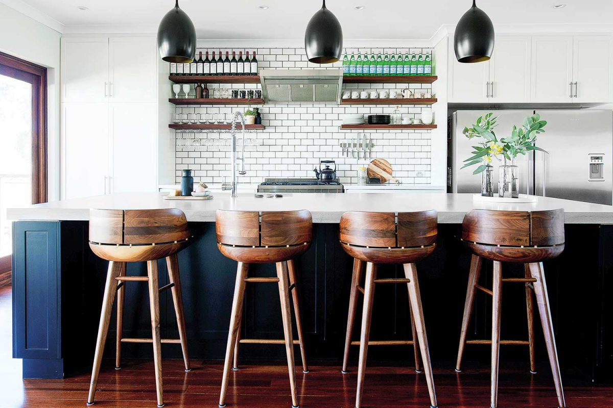 Everything You Ever Wanted To Know About Bar Stools