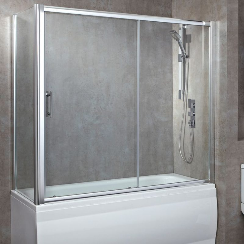 How To Choose The Correct Bath Screen For The Bathroom