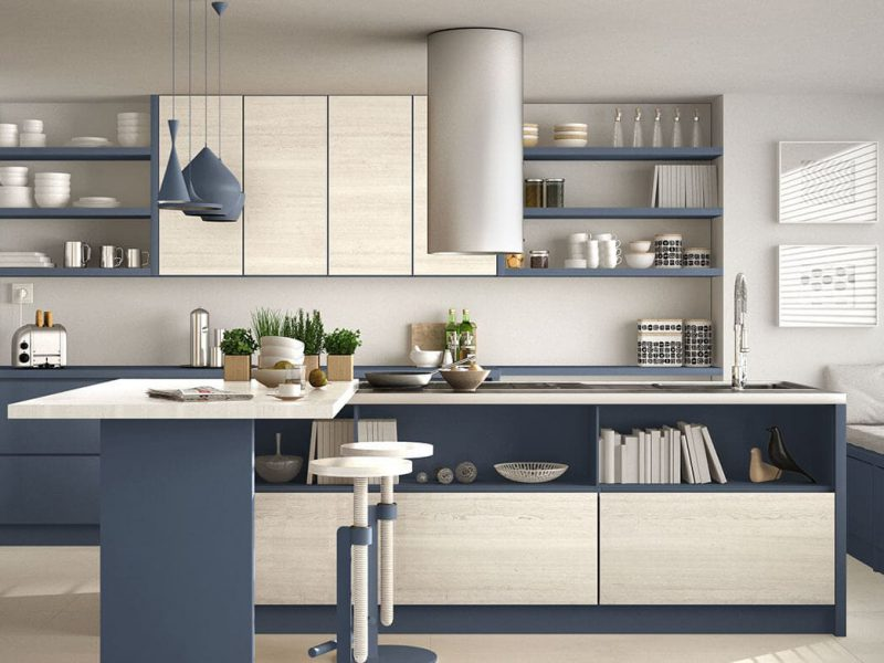 4 Impressive Advantages of Custom Kitchens