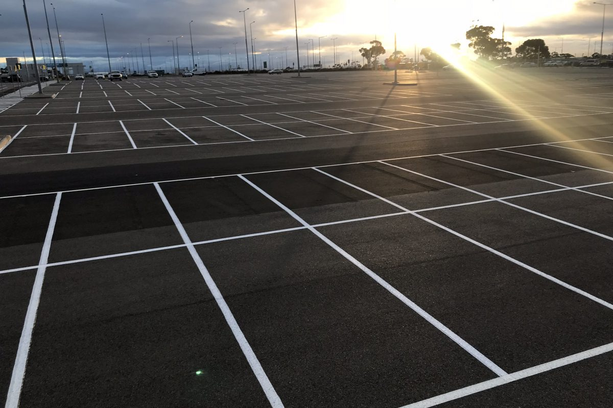 What Are Some Important Qualities In a Line Marking Company?