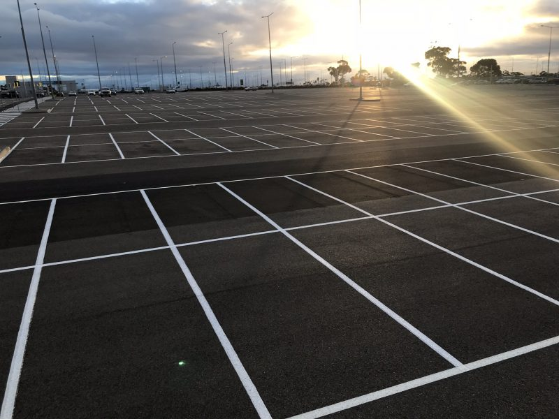 High-End Benefits Revolving Around Car Park Marking