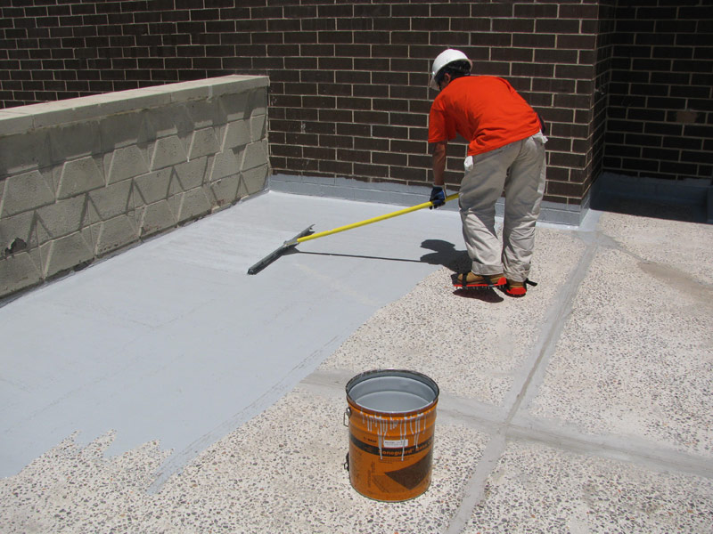 What is the Concrete Floor Waterproofing?