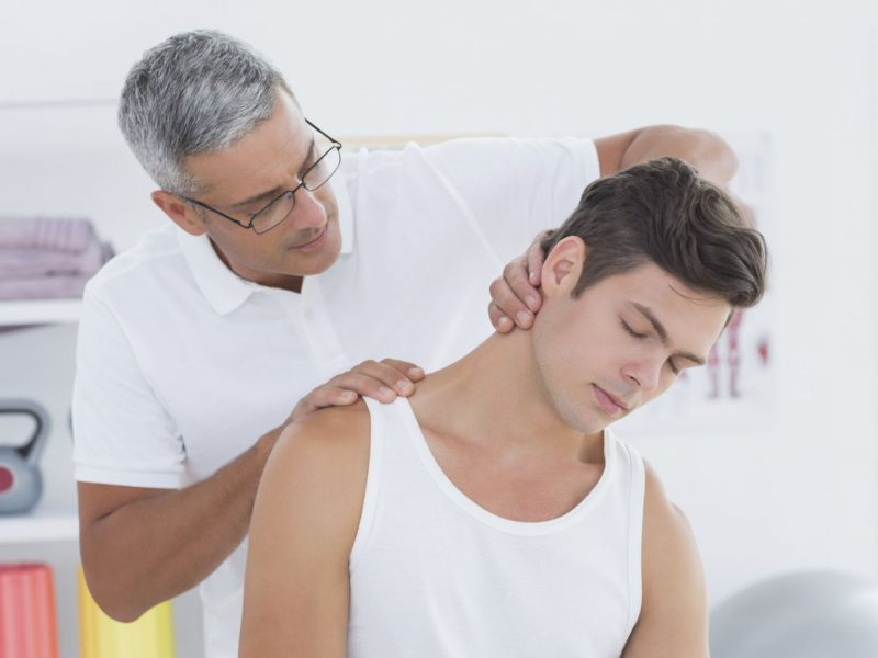 Home Neck Pain Treatments That Actually Work