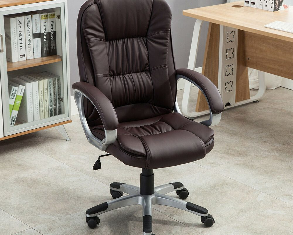 Office Chair Safety Tips