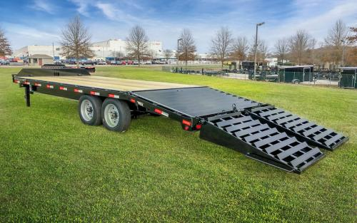 All You Need To Know About Tandem And Heavy-duty Box Trailers