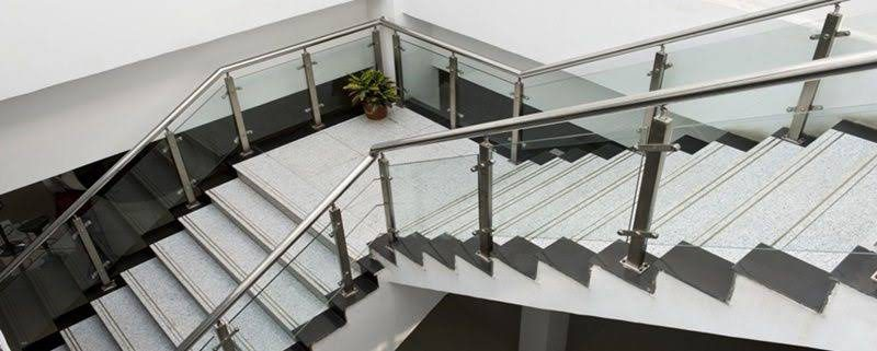 A Few Things To Know About Stainless Steel Handrails