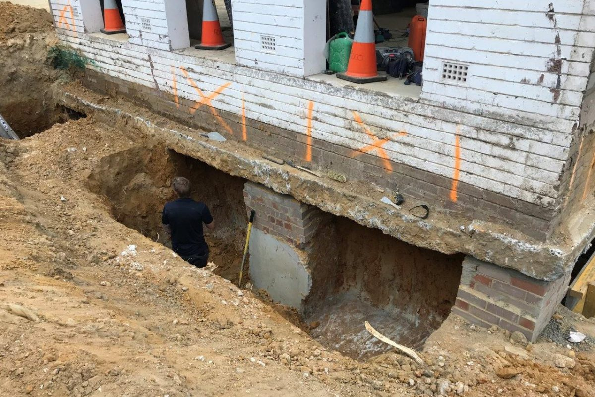 Different Types Of Underpinning You Should Know