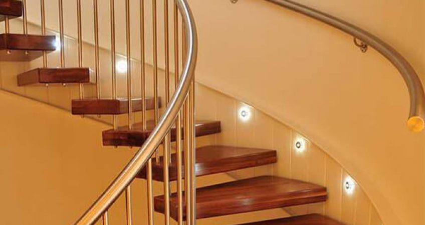 Many Benefits of Stainless Steel Handrails in Your Building