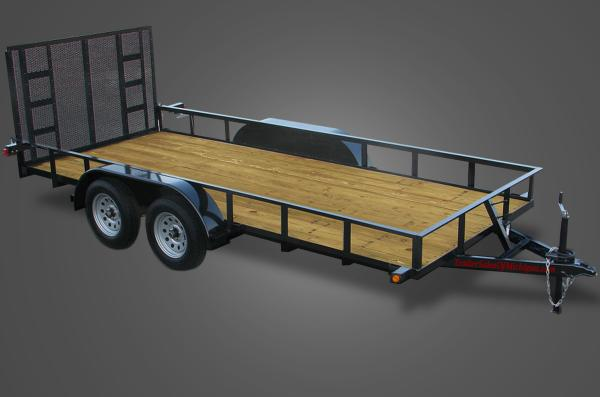 What Do You Need To Know About Tandem Trailers?