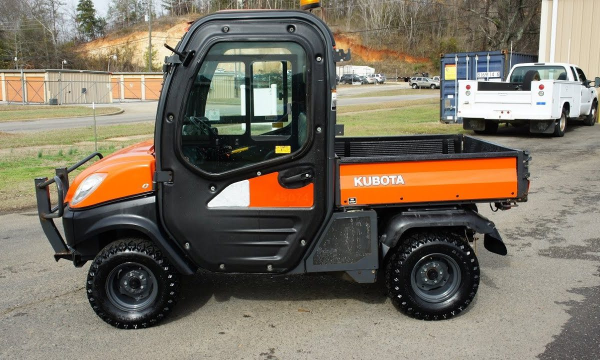 Guide For Kubota Tractor Selection And Functions!