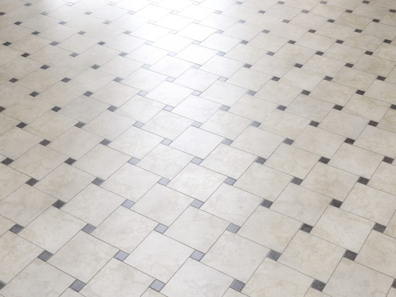 Maintaining the Shape of Your Marble Floor Tiles