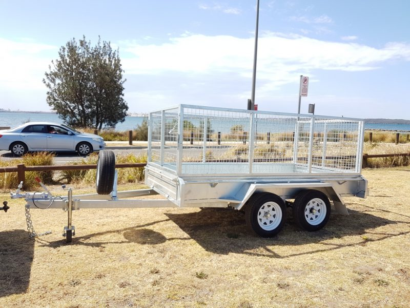 5 Reasons Why One Should Buy A Box Tipper Trailer
