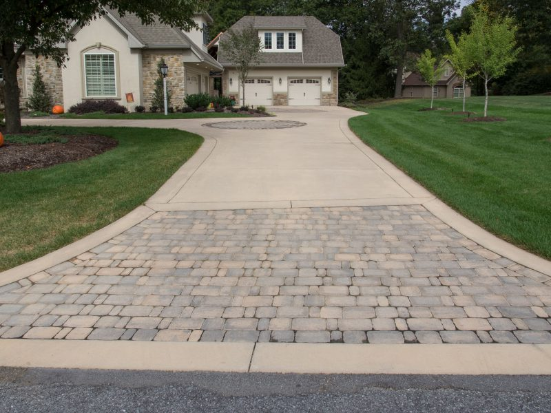 Tips For Caring Colored Concrete Driveway