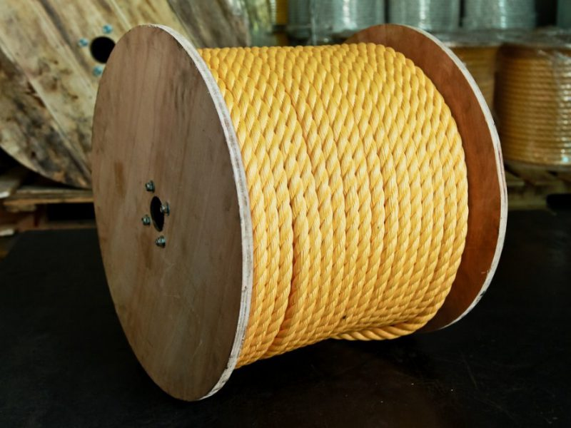 Types of Hauling Ropes Available in the Market
