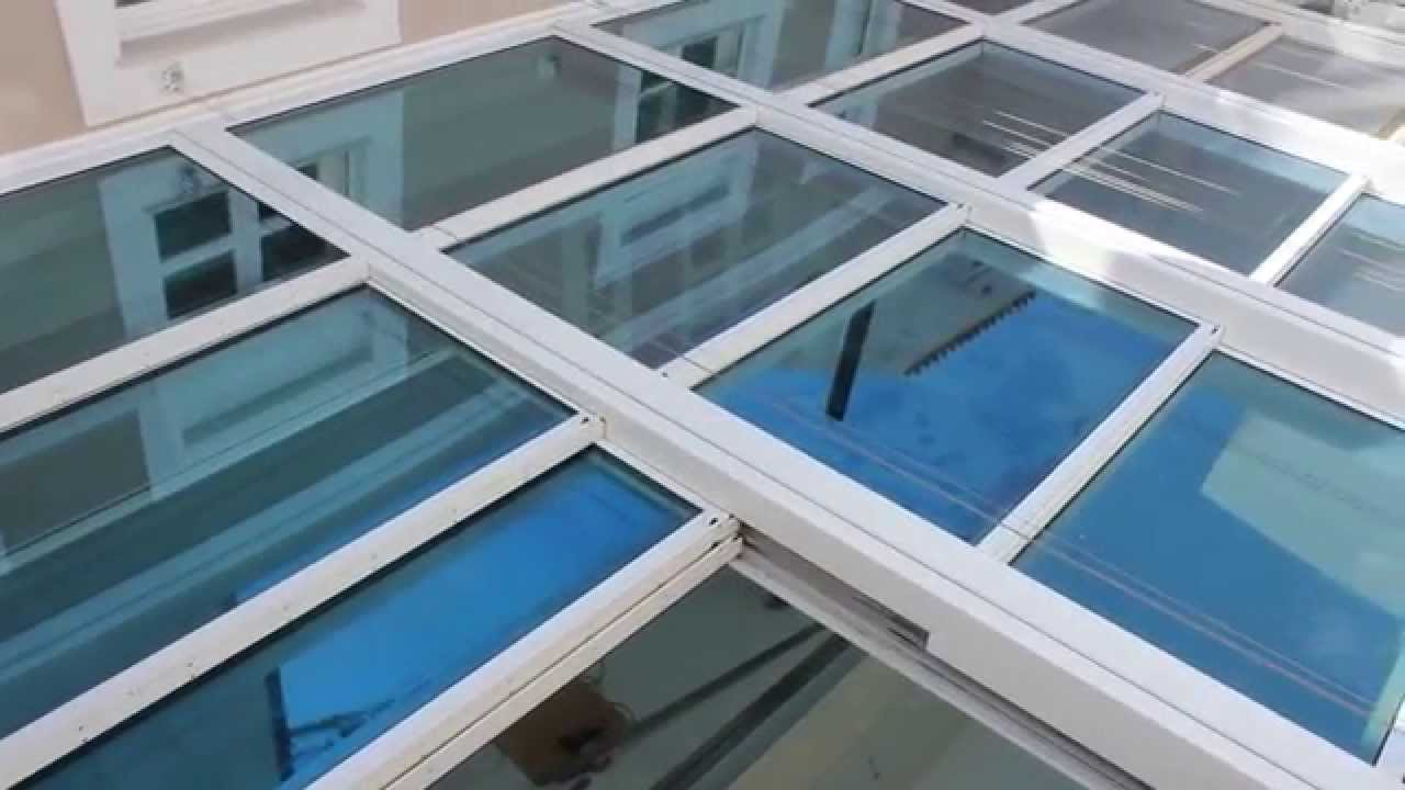 Glass Roofs in Sydney