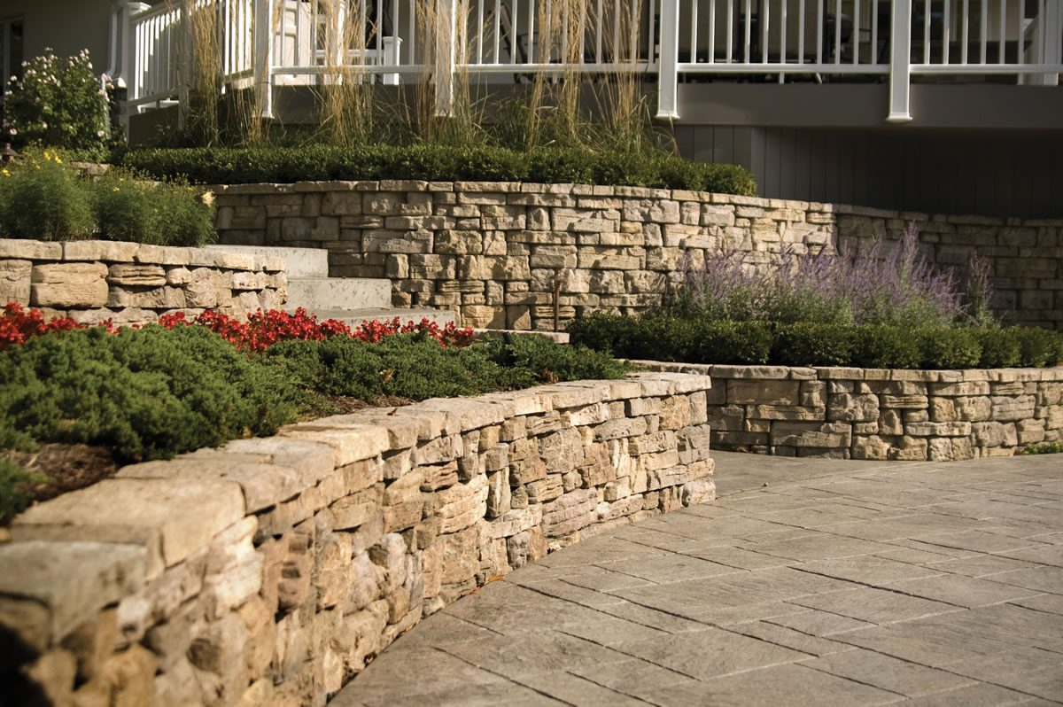 Best Retaining Wall Building Ideas