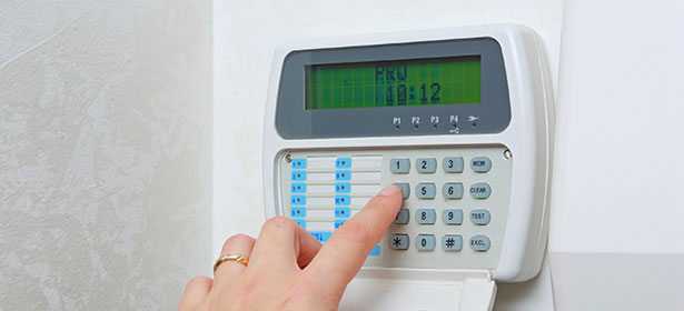 security alarm monitoring