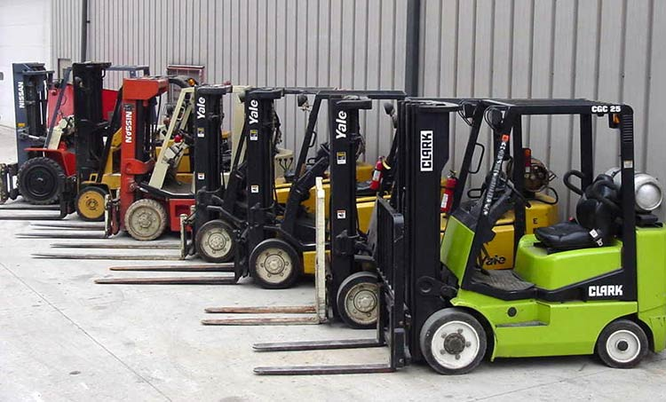 Information About Forklift Classifications And Forklift Sales Sydney