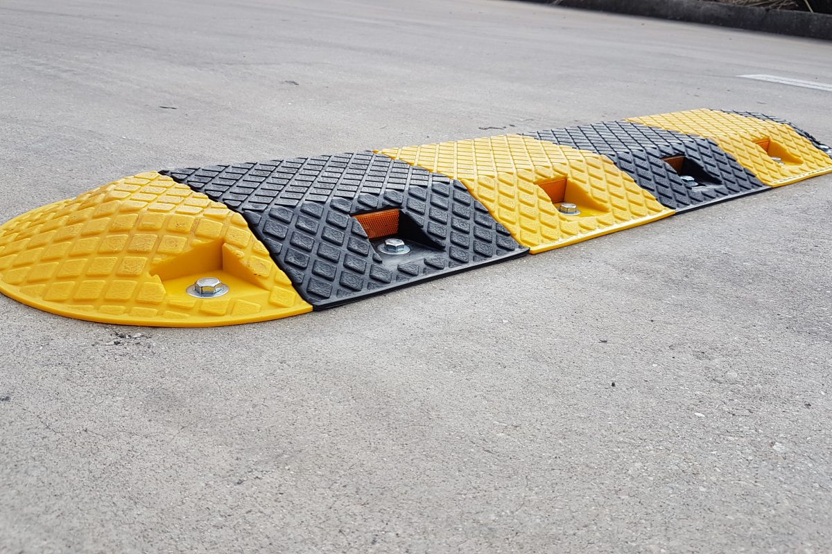 Benefits Of Speed Humps For Traffic Control