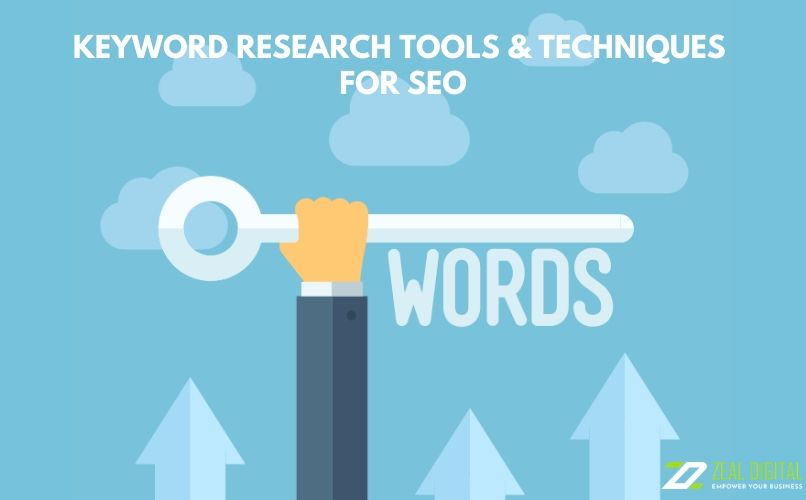 Keyword Research Tools & Techniques for SEO