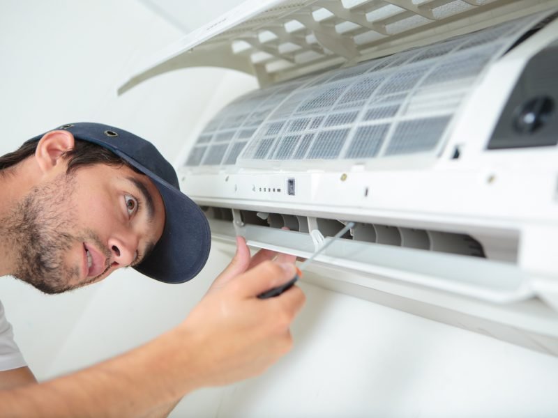 What You Should Do To Minimize Wear And Tear Of Air Conditioning Systems?