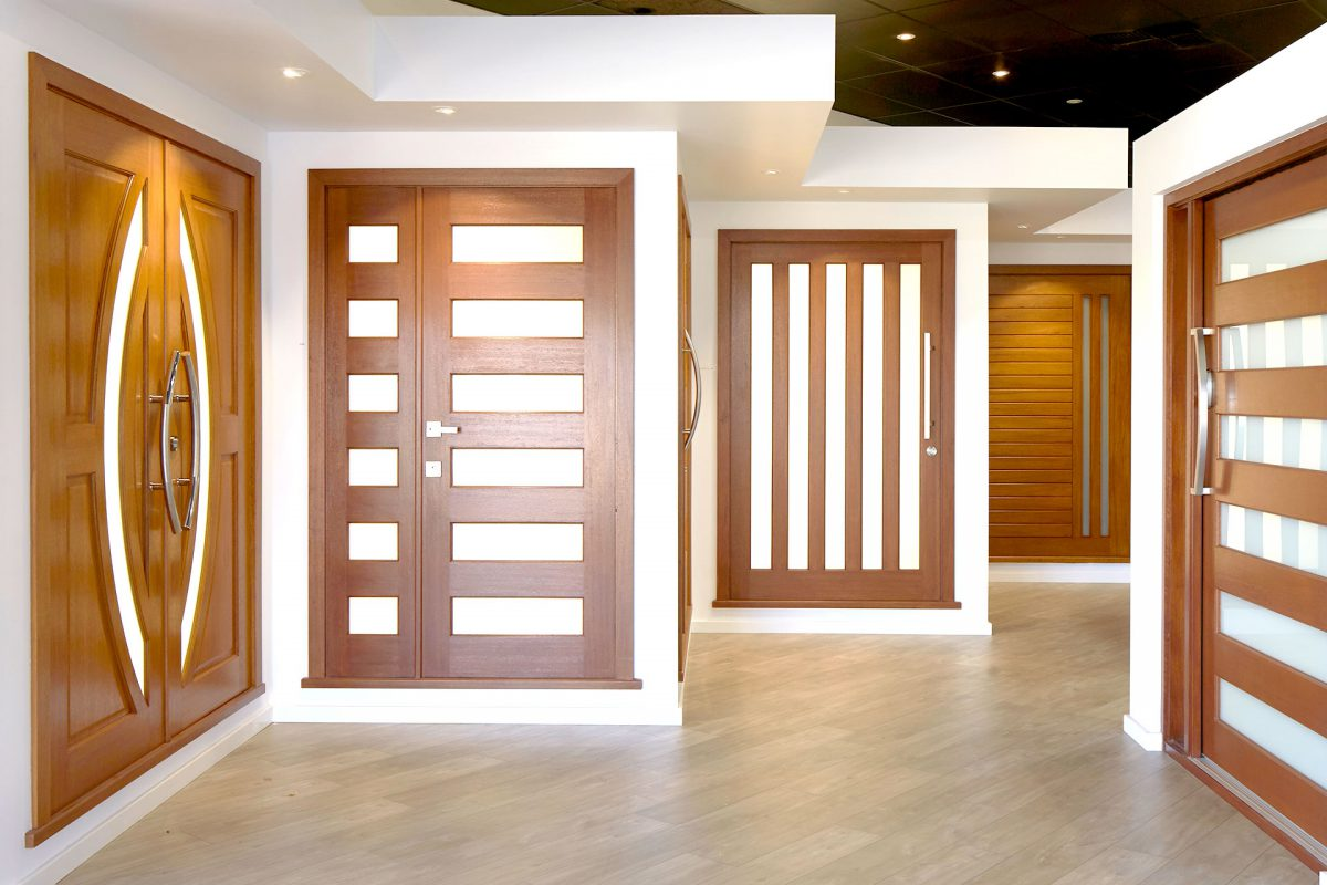 What Are The Different Types Of Timber Doors In Northern Beaches?