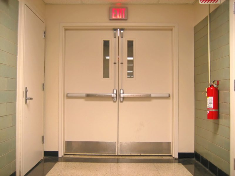 Apply These Techniques To Improve Fire Door Efficiency