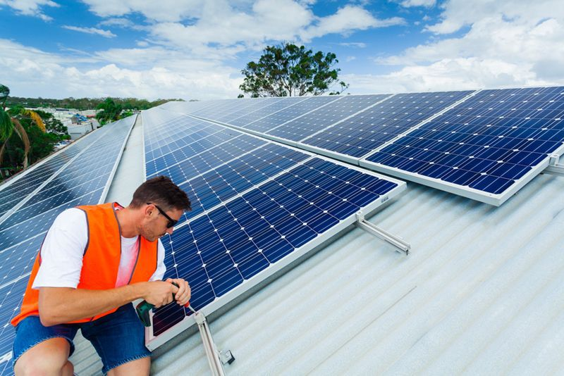 Get Solar Panels From The Reputable Local Solar Company